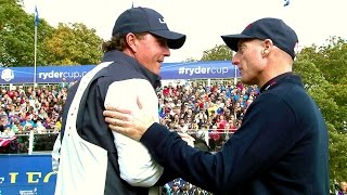 Ryder Cup: Who will be the Captains in 2018?
