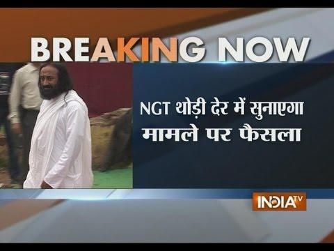 NGT to Resume Hearing over Sri Sri Ravi Shankar's 'World Culture Festival'