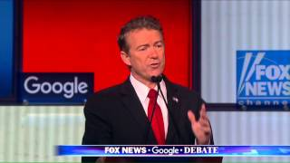 GOP Debate: Rand Paul goes after Cruz on NSA reform,