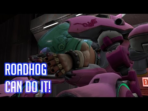 [overwatch sfm] Roadhog can do it! ver.1