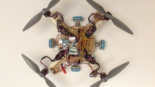 Flying Car Invention - Carcopter (Science Fair Engineering and Robotics Project)