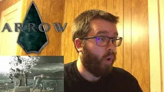 Arrow: Who Are You? Extended Trailer Reaction!