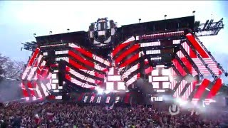 Tiësto - The Only Way Is Up - Live @ Ultra Miami 2016