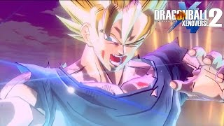 Dragon Ball XENOVERSE 2 - Announcement Trailer | PS4, XB1, PC