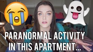 Chit-Chat GRWM: Moving, New P.O. Box, Paranormal Apartment Experiences & More!