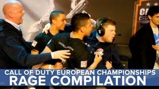 Rage Compilation - Call of Duty European Championships - Eurogamer