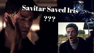The Flash :Iris Survived, Proved !!