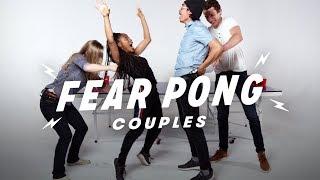 Couples Play Fear Pong (Cid & Chanarah vs. Patrick & Anna)   Fear Pong   Cut