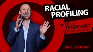"""Racial Profiling: White vs Muslims"" 