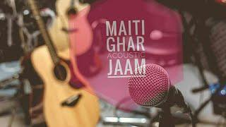 Maiti ghar acoustic jam with Bishnu gurung edge band pokhara