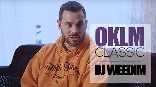 Dj Weedim dévoile ses classiques rap pour OKLM Classic