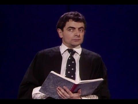Rowan Atkinson Live Dirty Names