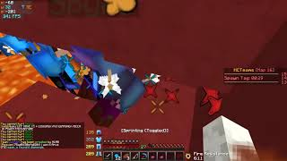 Map 16 HCTeams | HUGE NETHER FIGHT AND SAVING SPYNO (NO POTS)