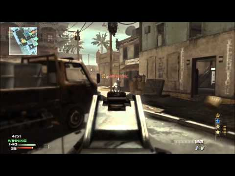 MW3: How to Sound Whore + M.o.a.B + TITS
