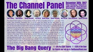 The Channel Panel 2017  - The Big Bang Query