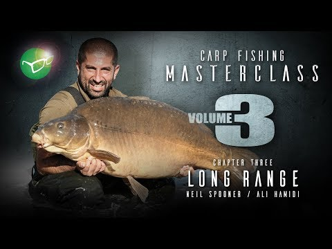 Korda Masterclass 3 - Long Range Fishing
