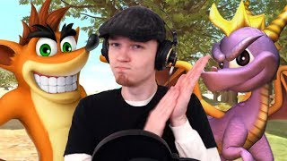 Let's Watch DEATH BATTLE | Crash VS Spyro