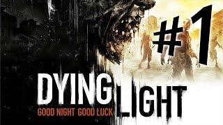 Dying Light - Parte 1: Apocalipse Zumbi e Parkour! [ PC Playthrough - Dublado em PT-BR ]