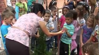 """Prvaci zasadili Drvo generacije u školi """"Kizur Ištvan"""""""