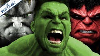A Hulk Movie Trilogy - Thor: Ragnarok, Avengers: Infinity War, Avengers 4