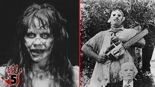 Top 5 Scariest Horror Movies You Shouldn't Watch Alone This Halloween