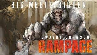 RAMPAGE - Hot Movies Drawing. #1