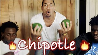 CoCo Parody O.T. Genasis   I'm in Love with Chipotle