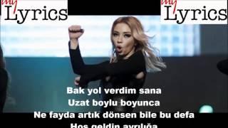 Kolpa ft. Ece Seçkin - Hoş Geldin Ayrılığa - Lyrics+Klip