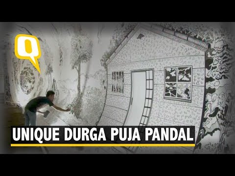 Xxx Mp4 'Save The Environment' Is This Pandal's Message On Durga Puja The Quint 3gp Sex
