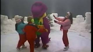 Opening to Barney's Campfire Sing Along 1996 VHS [True HQ]
