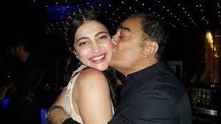 Shruti Hassan Birthday Celebration   Kamal Haasan, Tamannaah, Akshara Haasan   Party