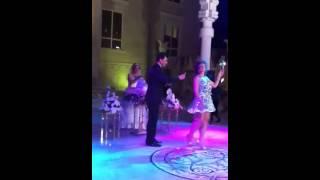 عروسى رقص چاقو