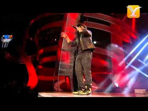 Daddy Yankee No es Culpa Mía Festival de Viña 2013