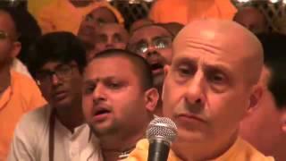 ILS Kirtan Mela - Radhanath Swami at ISKCON Mayapur on 2016-02-28