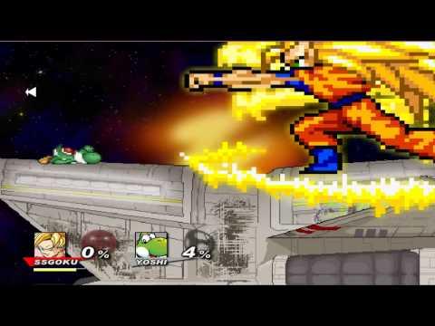 Super Bug En Super Smash Flash 2 V0.8