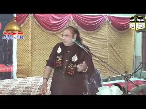 Allama Karamat Abbas Haideri 2017Salana Majlis a aza Malakwal
