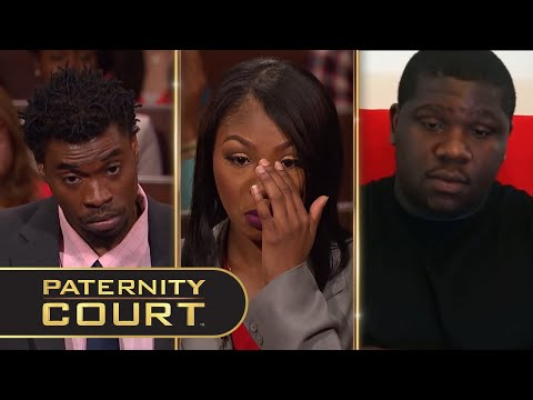 Xxx Mp4 23 Year Old Man With 7 Children Claims Daughter To Be His Full Episode Paternity Court 3gp Sex