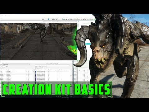 Xxx Mp4 Fallout 4 Creation Kit The Basics How To Download Load Data Move Items Upload To Bethesda Net 3gp Sex