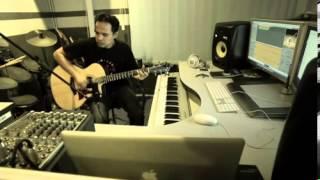 Kau Ilhamku (Man Bai) - Instrumental - Acoustic Guitar - Fingerstyle - Cover