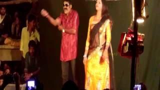 Recording dancers perform Nagarujana song