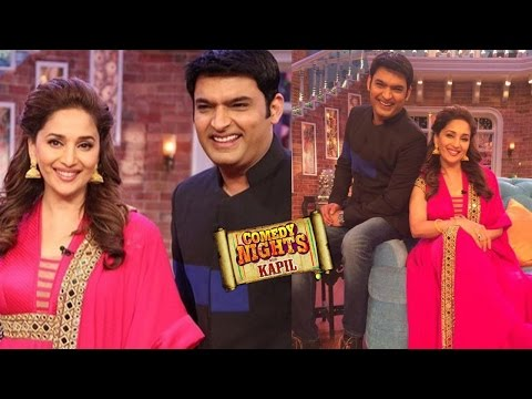 Comedy Nights with Kapil | Madhuri Dixit promotes her DANCE ACADEMY | 24th May 2015 Episode
