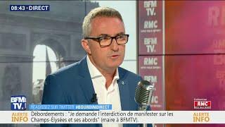 """Stéphane Ravier était Dans """"Bourdin Direct"""" Sur RMC Et BFMTV"""