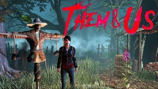 Them & Us - Gameplay / Resident Evil Type Game (Demo / Free download)