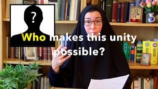 SISTER VASSA'S DIVINE LITURGY-COURSE: The Great Entrance (Part 1)