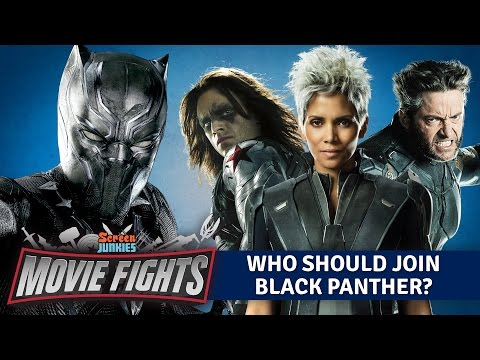 Who Should Join Black Panther MOVIE FIGHTS