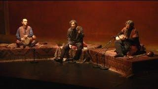 استقبال از کنسرت شهرام ناظری و حسین علیزاده در پاریس