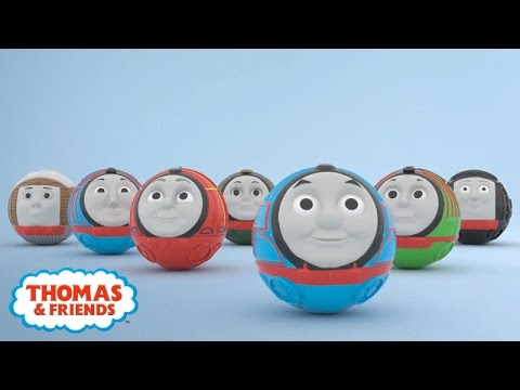 My First Rail Rollers Spiral Station   Toys   Thomas & Friends