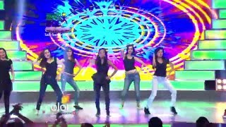 Watch Lucknow Nawabs perform for Frooti BCL