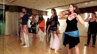 فيديو رقص شرقي - عاصي عاصي Haskal هاسكل - صور: مساعدو أيوني