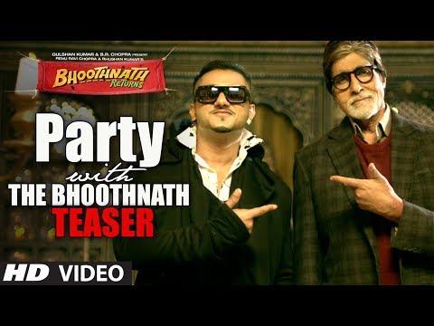 Xxx Mp4 Party With The Bhoothnath Song Teaser Bhoothnath Returns Amitabh Bachchan Yo Yo Honey Singh 3gp Sex